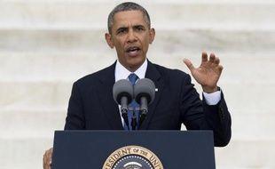 """Le président Barack Obama a affirmé vendredi qu'il n'avait pas encore pris de """"décision finale"""" dans le dossier syrien, mais évoqué une action """"limitée"""" des Etats-Unis pour punir le régime Assad d'avoir utilisé ses armes chimiques."""