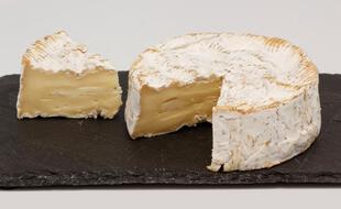 Camembert de Normandie au lait cru moulé à la louche (AOP  terroir du Cotentin)