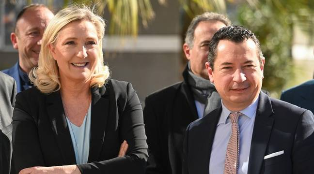 Marine Le Pen à Sète pour faire « céder des digues » avec la droite