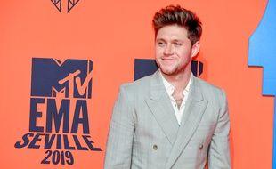 Le chanteur Niall Horan