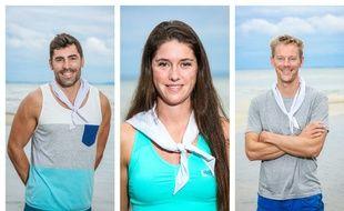 Vincent, Claire et Sébastien réservent une grosse surprise aux aventuriers de «Koh-Lanta»