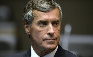 L'ancien ministre français du Budget Jérôme Cahuzac