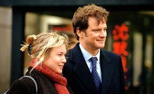 Renée Zellweger alias Bridget Jones et Colin Firth alias Mark Darcy dans «Bridget Jones: L'Âge de raison».