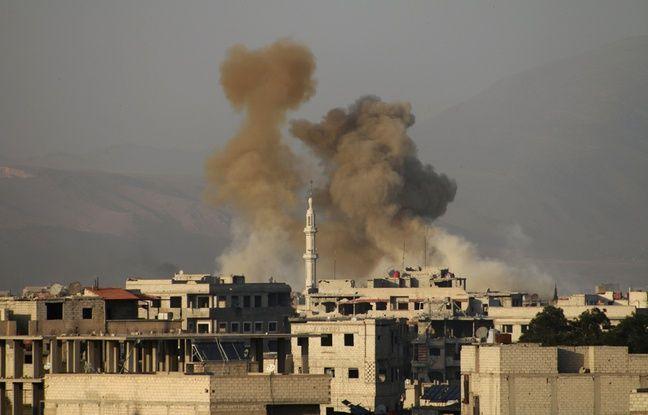 nouvel ordre mondial | Syrie: L'offensive se poursuit sur la Ghouta, de nombreux corps sous les décombres