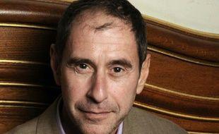 L'ancien directeur de Sciences Po, Richard Descoings, à 11 avril 2010 à Paris