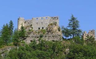 Le château de la reine Jeanne de Guillaumes sera rénové en deux phases.