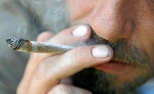 La consommation de cannabis est de 0,9 g par jour pour mille habitants.