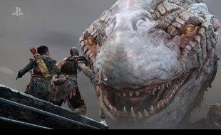 «God of War» sortira début 2018.