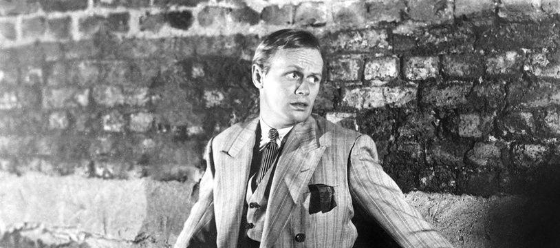 Richard Widmark dans «Les forbans de la nuit» de Jules Dassin