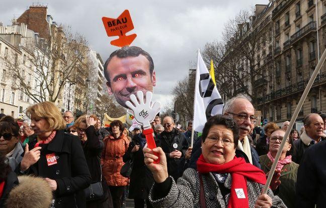 Les retraités manifestent ce jeudi pour défendre leurs «pensions en danger»