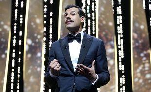 Laurent Lafitte au festival de Cannes 2016.