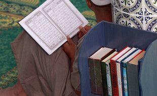 Dans une mosquée (illustration)