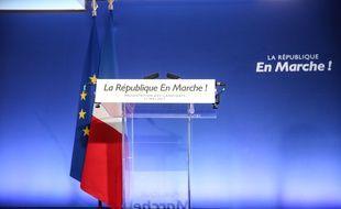 La République en marche (Illustration