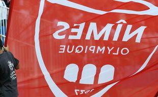 Le Nîmes Olympique est relégué en Ligue 2 (illustration)