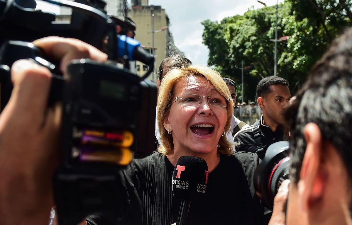 La nouvelle Assemblée constituante du Venezuela, aux pouvoirs illimités, a limogé samedi 5 août 2017 la procureure générale Luisa Ortega, une des principaux adversaires du président socialiste Nicolas Maduro. – AFP