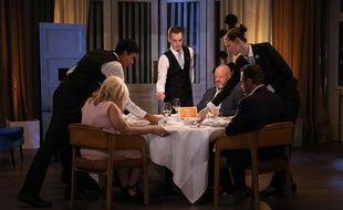 A la table des chefs...