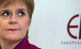 La première ministre écossaise, Nicola Sturgeon.
