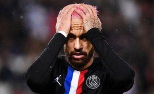 Neymar ne serait pas sûr à 100% d'être apte pour Dortmund.