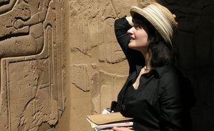 Isabelle Dethan est une illustratrice jeunesse qui s'est beaucoup intéressé à l'Egypte et qui vient de sortir un album sur al période gallo-romaine.