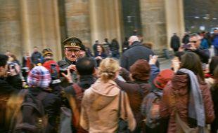 Olivier Masucci incarne Hitler dans le film «Er ist wieder da».