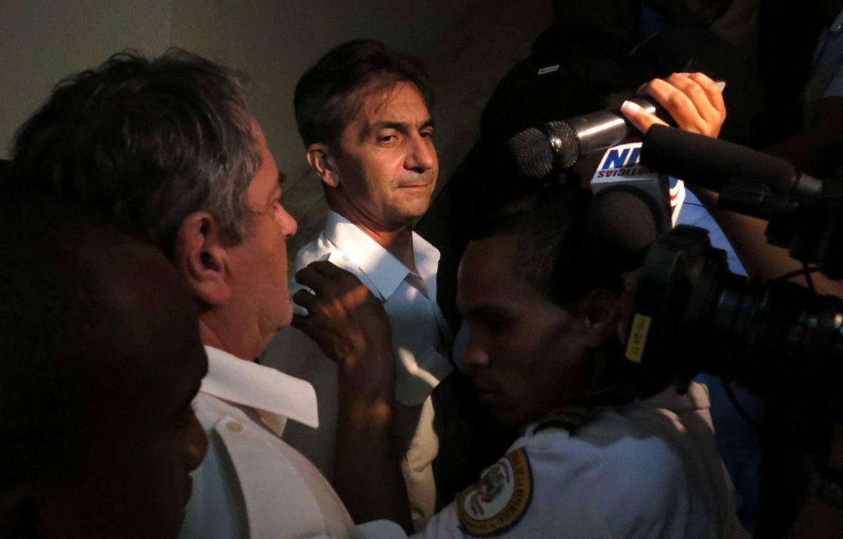 Les pilotes de l'affaire «Air Cocaïne» en 2014. – Ezequiel Abiu Lopez/AP/SIPA
