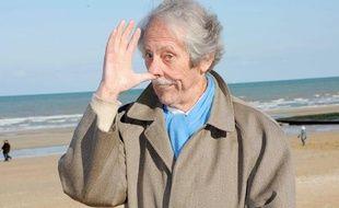 Jean Rochefort   au 17e Festival Epona à Cabourg, le 17/10/2010.