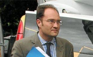 Guillaume Bachelay, cheville ouvrière du programme socialiste.