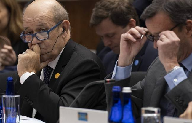 Plaintes contre Jean-Yves Le Drian: «Le recours de la dernière chance» des proches d'enfants français retenus en Syrie