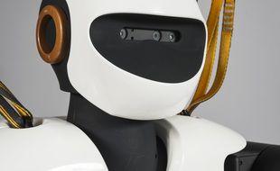 Pyrène, le robot humanoïde du Laas.