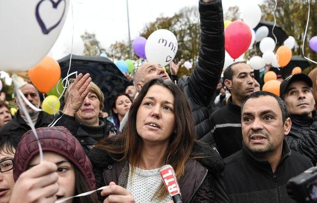 Les parents de Maëlys, la fillette de 9 ans portée disparue depuis fin août en Isère, ont organisé un lâcher de ballons ce 5 novembre pour l'anniversaire de la fillette.