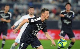Laurent Koscielny, le capitaine des Girondins de Bordeaux.