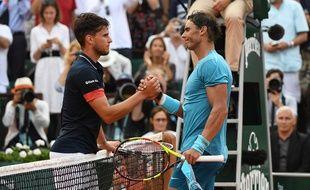 Thiem-Nadal 2019, le remake de la finale de Roland-Garros 2018, facilement remportée par l'Espagnol?