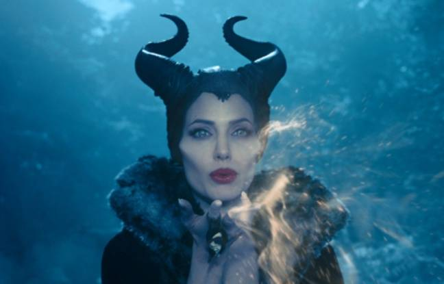 Angelina Jolie dans «Maléfique».