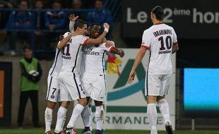 Le PSG a dérouillé Caen (0-3) lors de la 19e journée, une victoire qui lui permet de battre le record de points à la trêve.
