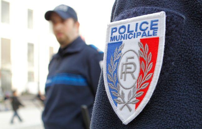 Une patrouille de la police municipale de Villeurbanne le 31 janvier 2013. CYRIL VILLEMAIN/20 MINUTES