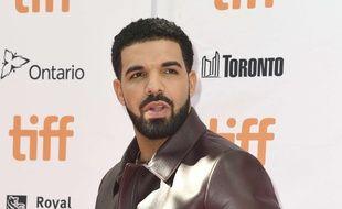 Drake le 9 septembre 2017 à Toronto.