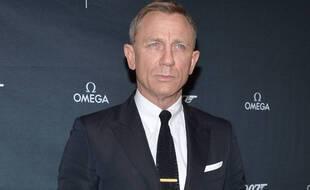 Daniel Craig, interprète de James Bond, le 4 décembre 2019 à New York