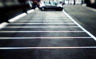 A Lyon, on peut désormais réserver sa place de stationnement dans les parkings de la ville pour éviter de tourner en rond.