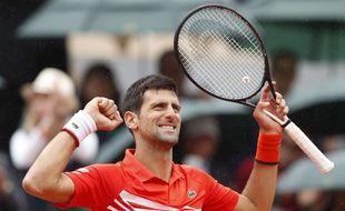 Djokovic était pressé