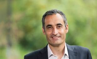 Nicolas Thierry, candidat écologiste aux régionales en Nouvelle-Aquitaine
