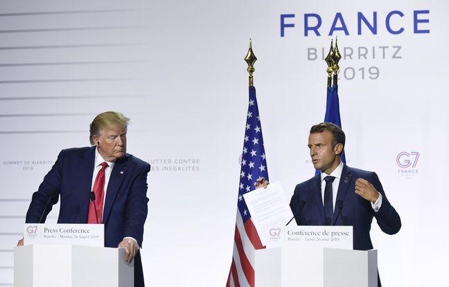 VIDEO. G7 à Biarritz : Que retenir de la conférence de presse de Donald Trump et Emmanuel Macron ?