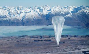 Google range au placard ses montgolfières
