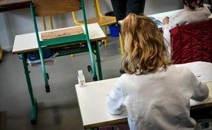 Après deux semaines de cours, de nombreux établissements scolaires de Haute-Garonne sont touchés par des cas de coronavirus. Illustration.