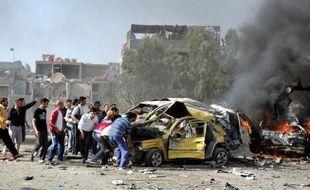 Le secrétaire général de l'ONU Ban Ki-moon a estimé jeudi que Al Qaïda pouvait être responsable de récents attentats en Syrie.