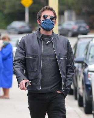 Ben Affleck, le 1er juin, à Los Angeles.