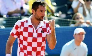 Marin Cilic, le meilleur joueur croate