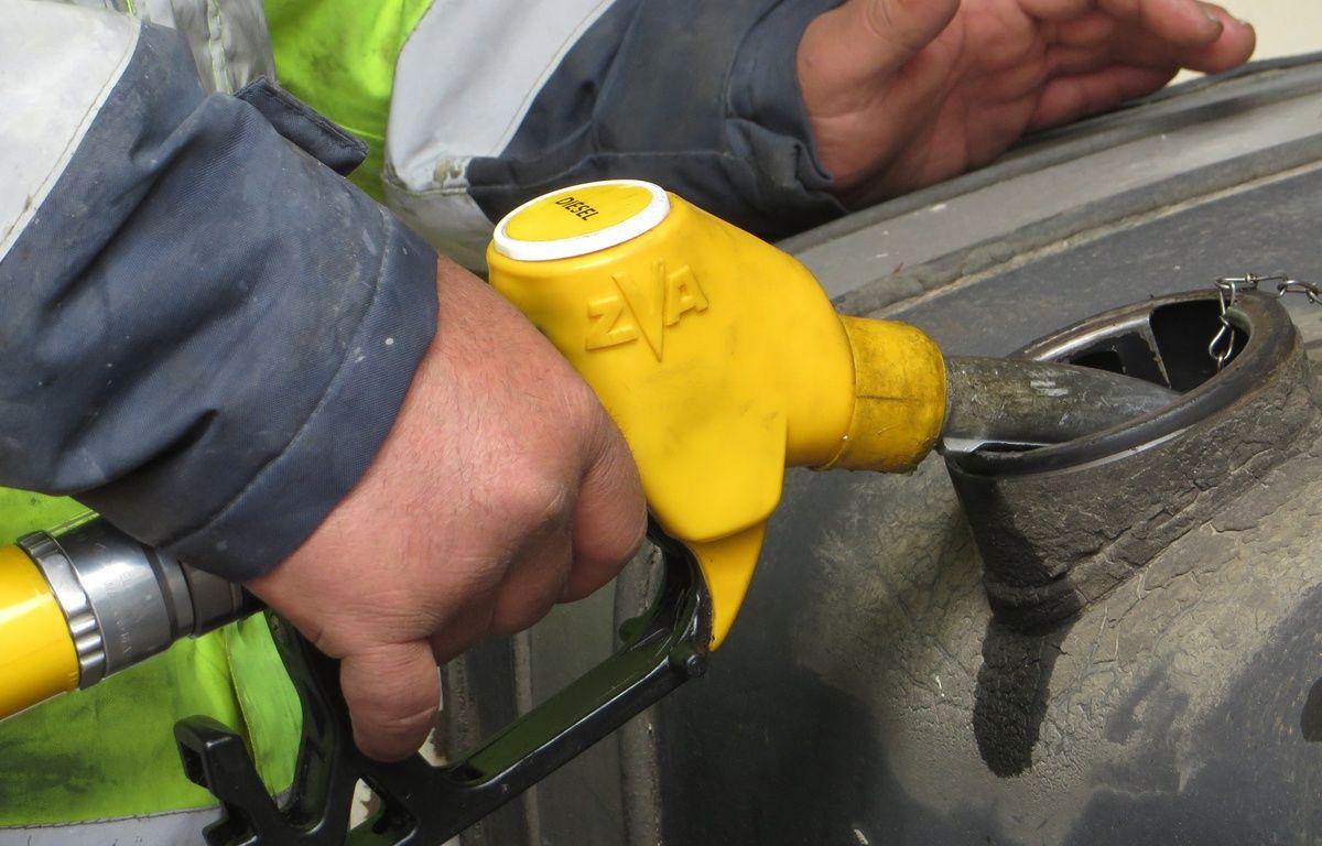 Les prix descarburants vendus dans les stations-service françaises ont fortement progressé la semaine dernière. – C. Girardon/20 Minutes