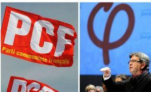 Pas d'accord entre le PCF et la France Insoumise