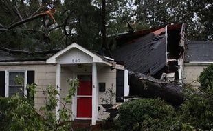 Après l'ouragan, les inondations menacent dans l'est des Etats-Unis