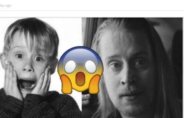 L'illustration de l'article de Santé Buzz annonçant la (fausse) mort de Macaulay Culkin.
